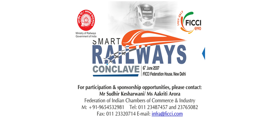 Smart Railway Conclave 2017