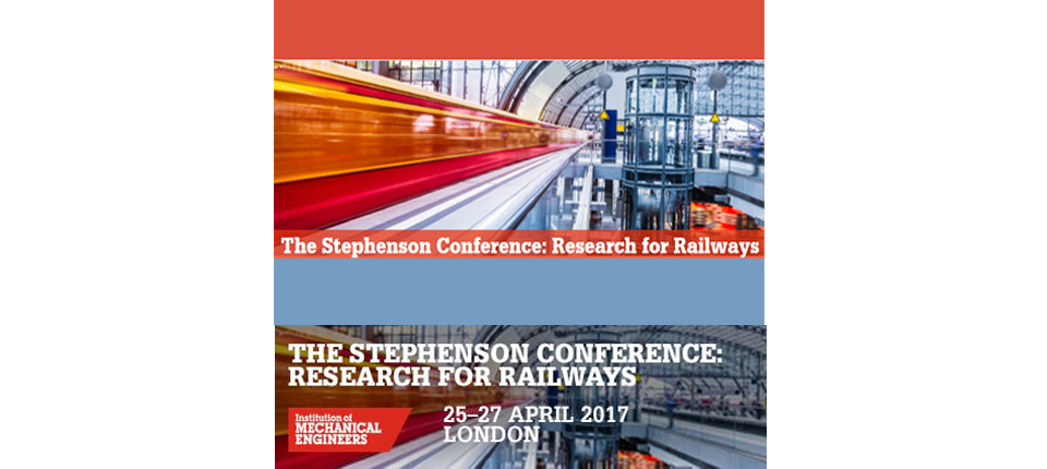 The Stephenson Conference: Research for Railways