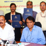 RLDA and NBCC sign an MoU regarding redevelopment of identified railway stations