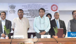 Minister of Railways Inaugurates Various Passenger & Freight Initiatives