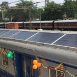 India's First 1600 HHP Solar DEMU Train Launched by Indian Railways