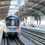 Hyderabad Metro MD Reviewed Work Between Miyapur & SR Nagar Route