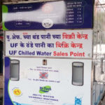 161 Water Vending Machines Installed Over Western Railway