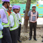 LMRC Team Inspected 2nd Stretch Of North-South Corridor
