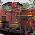 Old Diesel Locomotives To Be Used To Beautify The Stations