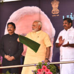 PM Modi Flags Off New Express Train linking Ayodhya & Rameswaram