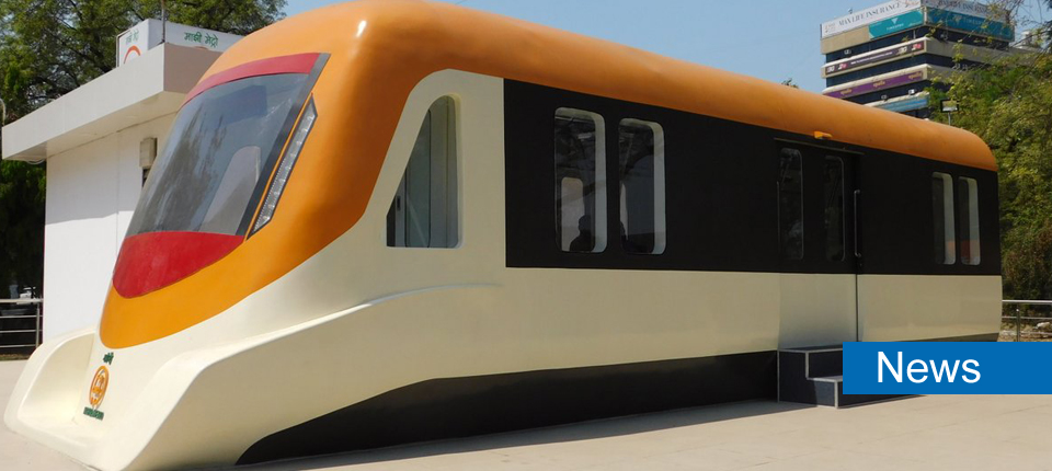 Coaches of Nagpur Metro to Arrive By This Month-end, Trials After August 15