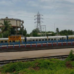 First Portion Of Track Doubling Project From Ponmalai In Tiruchi To Thanjavur Completed
