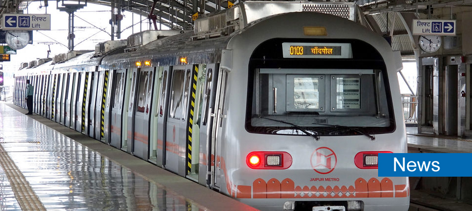 JMRC To Develop Underground Parking At Badi Chaupar Metro Station