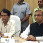 Minister of Railways Shri Suresh Prabhu Inaugurates Various Initiatives in Jharkhand