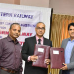 South Western Railway & JSW Steel signs Long Term Tariff Contract Agreement