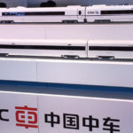 "CRRC from China presents its ""magic"" train windows"