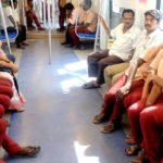 CMRL Starts Monthly Educational Trips For School Students