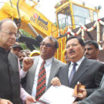 Defence Minister Unveils BEML 3rd Metro Production Line in Bengaluru