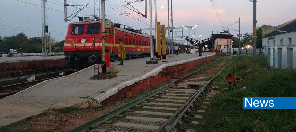 Cabinet approves construction of doubling of line with electrification between Madurai-Vanchi and Maniyachchi-Tuticorin