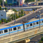 Chennai Metro Rail Work Started On 7km Elevated Stretch
