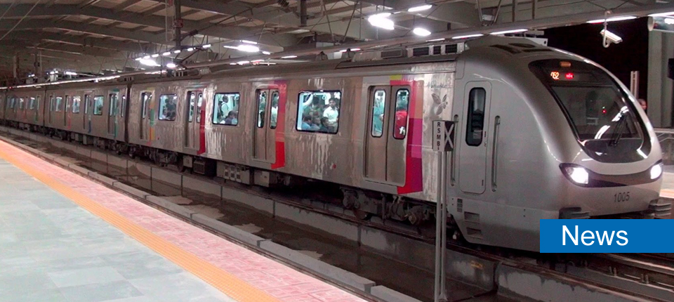 MMRDA Receives Permission From Defence Ministry For Construction Of Metro-7 On Defence Land