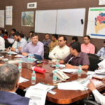 Chief Minister Reviews Progress Of Samrudhi Expressway & Metro Rail Project In Nagpur