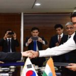 Maharashtra government & South Korea signs MoU For cooperation In Major Infra Projects In State, Such as Metro Rail & Smart Cities