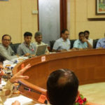 Minister of Railways Shri Piyush Goyal chairs a high level meeting on Safety in Train Operations with Railway Board officials