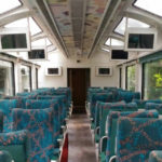 Central Railway Rolls Out First 'Vistadome' Coach On Mumbai-Goa Route
