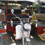 DMRC In Collaboration With Smart-E Will Launch 1,000 E-rickshaw Services Today At 5 Metro Stations In Gurgaon