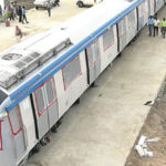 Maha Metro Begins Internal Trial Runs From Mihan Depot to South of Airport