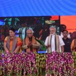Prime Minister Narendra Modi Flags Off Country's Third Mahamana Express Train From Varanasi