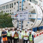 Robbins Slurry TBM ramps up for Mumbai Metro Line 3