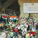TERRATEC TBMs complete successful breakthroughs at Lucknow Metro's Hazratganj Station