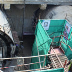 Lucknow Metro Starts Tunelling Drive From Charbagh Towards Hussainganj