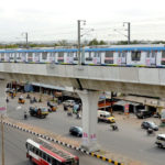 Hyderabad Metro Update: Trial Run From Ameerpet to LB Nagar Line Begins