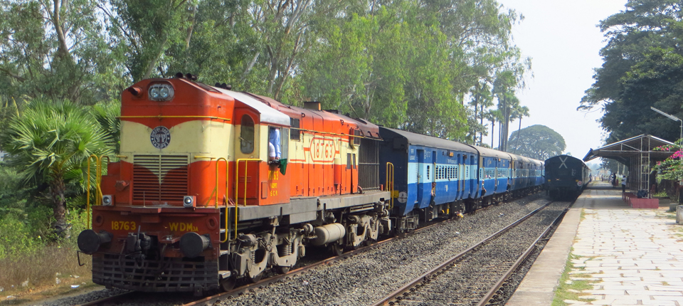 indian railways analysis Analysis of equipment failures which affects both operation and financial of indian railways maintenance manual for diesel locomotives-1978.