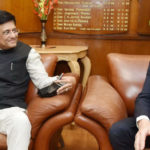 Czech Minister of Industry & Trade calls on Union Minister of Railways & Coal, Shri Piyush Goyal