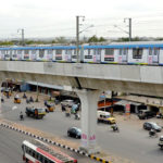 Hyderabad Metro Update : Inspection done of upcoming metro rail stations