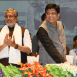Railway Minister Piyush Goyal Hands Over 71.25 Acres Land of Digha-Patna Rail Line to Bihar Government for Construction of 4-Lane Road in Patna