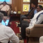 Union Minister of State for Railways Rajen Gohain Reviews Status of Ongoing Railway Projects in Arunachal Pradesh
