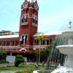 Chennai Central Railway Station Bags IGBC Green Building Certification