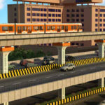 Nagpur Metro Update: 90 kmph Trial Run Conducted between Airport South and Khapri Metro Stations