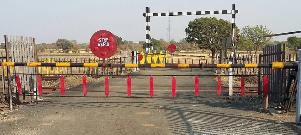 Image result for manned railway crossings