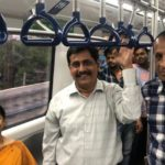 Hyderabad Metro Update: Governor Takes Surprise Ride On Hyderabad Metro ; Suggests To Develop Some Metro Stations As 'Art Museums' On The Lines of Moscow Metro