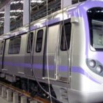 Kolkata Metro Update: First Trial Run in a Section of Kolkata East-West Metro Project Conducted Successfully