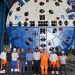 Mumbai Metro-3 Update: Surya–2, Tunnel Boring Machine for pkg-1, (Cuffe Parade–Hutatma Chowk) Completes Factory Acceptance Test