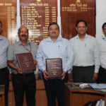 Ministry of Railways and IRCON Sign an MoU for 2018-19