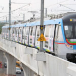 Hyderabad Metro Update: Overhead Electrical Lines Inspected on Ameerpet-Hitech City stretch