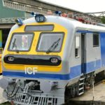 Integral Coach Factory (ICF) Flags Off First Stainless Steel Bodied MEMU (Mainline Electrical Multiple Unit) With 3 Phase On-board Electrics
