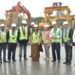 Mumbai Metro-3 Update: A Group of Indian Ambassadors and High Commissioners Visits Mumbai Metro-3 Construction Site