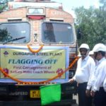 Kolkata Metro Update: SAIL's Durgapur Steel Plant Despatches First Consignment of Wheels For Kolkata Metro
