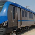 Alstom to manufacture 10 more trains for Chennai Metro