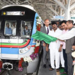 New 16-km Stretch of Hyderabad Metro Rail Between Ameerpet and LB Nagar Inaugurated